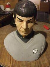 Vintage 1979 Mr Spock Another Grenadier Original Ceramic Decanter
