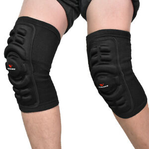 Cycling Knee Pads Guards MTB Mountain Bike Leg Protection Knee Brace Support