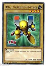 "Yu-Gi-Oh - ""Bêta, le Guerrier Magnétique"" YGLD-FRB12 - x2"