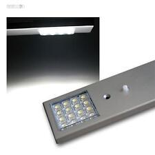 Lampes LED pour Dessous De Meubles, 12V, 1,0w, 16x Superflux LEDs, spot