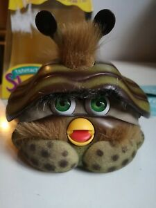 Furby Shelby TOAD original Interactive Toy RARE With box FULLY WORKING