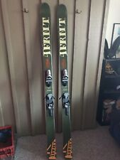 4FRNT Freestyle Skis, 178cm with Pivot Look 13 Bindings, Used