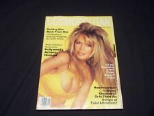 1992 SEPTEMBER COSMOPOLITAN MAGAZINE - CLAUDIA SCHIFFER FRONT COVER - L 1308