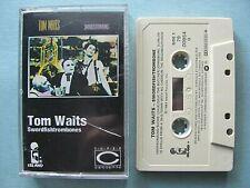 Tom Waits ~ Swordfishtrombones – 1983 Cassette WORKS WEA ~ In The Neighborhood