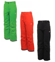 Dare2b Step it up Unisex Waterproof Breathable Ski Trousers Green Size 26""