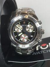 SECTOR 300 Swiss Made Men's Chronograph Quartz Watch 3253943025 10ATM 40mm