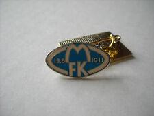 a2 MOLDE FC club spilla football calcio fotball pins badge norvegia norway