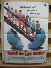 A3791 La tribu de los Brady Shelley Long,  Gary Cole,  Christine Taylor,  Christ