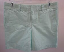 TOMMY HILFIGER womens chino flat front short SIZE 2 new nwt