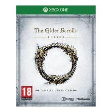 The Elder Scrolls Online  Tamriel Unlimited  XBOX  ONE   nuovo!!!