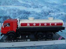 1/43 Elecon USSR Kamaz 53212 Milk russian truck