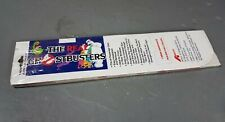 Vtg 80s Ghostbusters cardboard Auto Windshield Sun Sheild Sealed Nos display