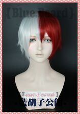 My Boku no Hero Academia Todoroki Shouto Short Cosplay wig Halloween COS