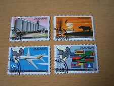 Zimbabwean Birds Stamp Collections & Mixtures