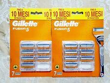 14 Lamette di ricambio, Gillette Fusion 5
