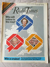 June Radiotimes Film & TV Magazines
