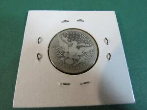 Silbermünze, USA, Quarter/Barber Dollar 1914, sehr schön ?