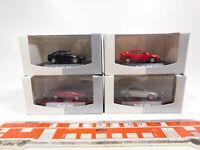 CG251-0,5# 4x Busch H0/1:87 PKW-Modell Audi A4 3.2 quattro Limousine, NEUW+OVP