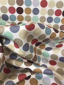 Spot design/spotty cotton curtain/craft fabric width 145cm
