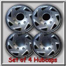 "4 16"" 1995-2002 Ford Truck 4x4 F-250 Hubcaps, Wheel Covers 4wd Free Shipping"
