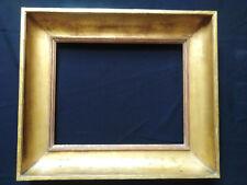 cadre XIXème 41 x 33 cm 6 F