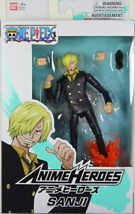 Anime Heroes ~ SANJI ACTION FIGURE ~ One Piece / Toei Animation