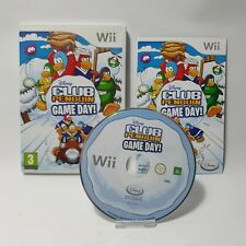 Club Penguin Game Day Nintendo Wii Game PAL UK Complete
