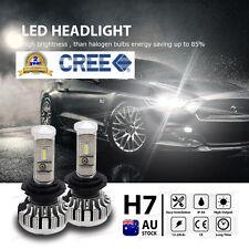 H7 CREE LED Headlight Kit 110W 20000LM Bulb 6000K Replace Halogen Xenon