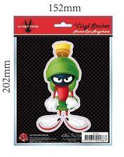 Looney Tunes Marvin Car Sticker - Fun - Martian - Auto Decal