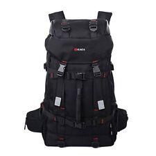 KAKA 17 inch Laptops backpack school students bookbag traveling hiking rucksack