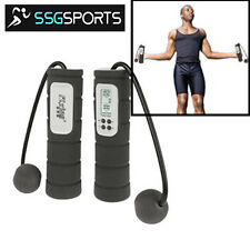Cordless Pro Skipping Rope Wireless Boxing Fitness Jump Rope Calorie Counter