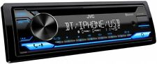 JVC KD-TD71BT CD/MP3 Player USB AUX Bluetooth Pandora Spotify Alexa App Ready