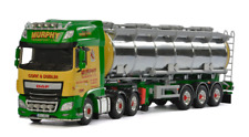 WSI MODEL Truck 1.50 Murphy Transport DAF XF106 and Crossland Tanker, CORK
