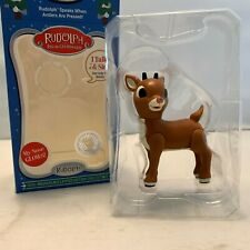 Rudolph the Red Nosed Reindeer Talking 50th Anniversary LE Collectable