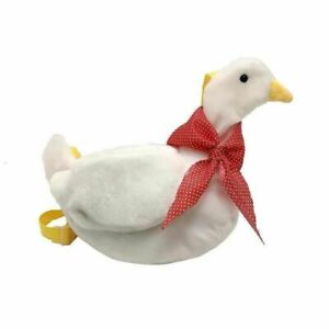 Women Duck Plush Messengers Bags Cartoon Animals Shape Crossbody Shoulder Bag