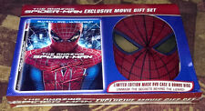 The Amazing Spider-Man Gift Set With Mask DVD Case (Blu-ray/DVD, Digital HD)