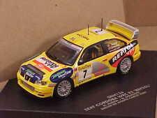 SKID MARK #SKM126 1/43 SEAT Cordoba WRC E2 2000 Monte Carlo Rally, Repsol YPE #1