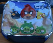 Angry Birds Insulated Lunch Bag - BRAND NEW - GREAT VINYL INSULATED LUNCH BAG