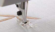 """Viking Husqvarna Genuine Transparent Foot """"B� 4131138-46 Fits 1-7 Machines*"""