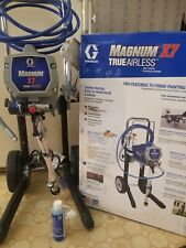 Graco MAGNUM X7 Electric True Airless Sprayer With Stand