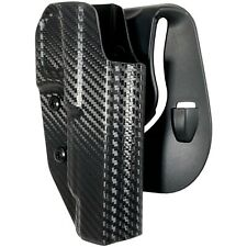 Black Scorpion Gear OWB Paddle Holster fits Walther PPQ Q5 Match Polymer Frame