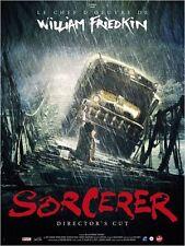 Affiche 40x60cm SORCERER 1978 William Friedkin - Roy Scheider R2015 NEUVE