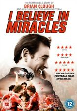 I Believe In Miracles - Brian Clough DVD *NEW & SEALED*