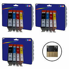 3 Sets of non-OEM 364x4 Ink for HP 3070A 3520 4610 4620 4622 5510 5515 5520 5524