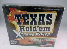 Texas Hold'em Xtreme Poker Patch Products Imperial New/Sealed 2004