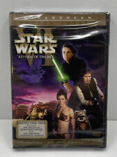 New ListingStar Wars: Episode Vi: Return of the Jedi Dvd 2-Disc Limited Edition Widescreen