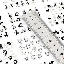 Nail Art Decoration  Sticker Decoration DIY Decoration Cartoon Cat Design