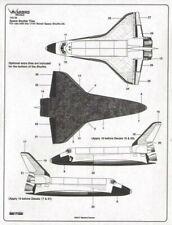NEW 1:144 Warbird Decals 14004 Space Shuttle tile set