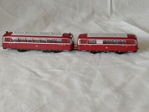 FLEISCHMANN Dieseltriebzug Set DEUTSCHE BAHN 142035 Nürnberg 2 tlg.  Spur N