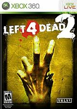 Left 4 Dead 2 for XBOX360. Used but in excellent condition. Game, case, & manual